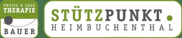 Therapie- & Trainingszentrum - Stützpunkt - Physiotherapie - Ergotherapie - Bauer - Logo